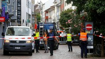 Polisi Swiss Masih Buru Pelaku Serangan Gergaji