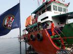 Bakamla Tangkap Tanker Bermuatan Solar di Teluk Jakarta
