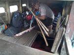Kapal Penyelundup 11 Ton Bawang Merah dari Malaysia Ditangkap