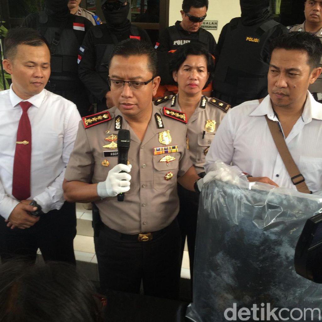 POM AD Proses 12 Oknum yang Diduga Aniaya 2 Polisi di Bekasi