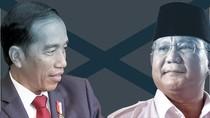 Adu Kuat Jokowi Vs Prabowo ke Pilpres 2019