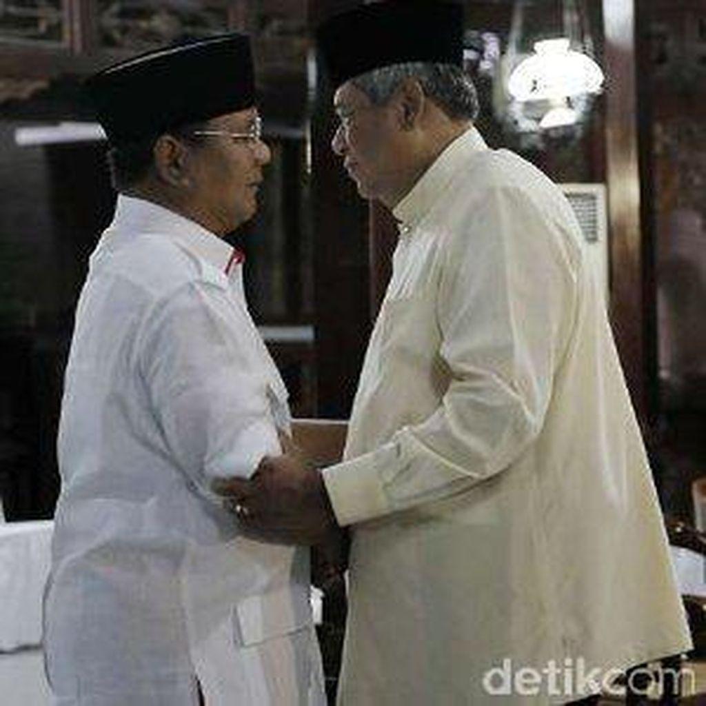SBY-Prabowo akan Bertemu, NasDem Tak Gentar Jokowi Dijegal di 2019