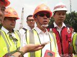 Kajati DKI Tinjau Proyek Underpass Mampang-Kuningan