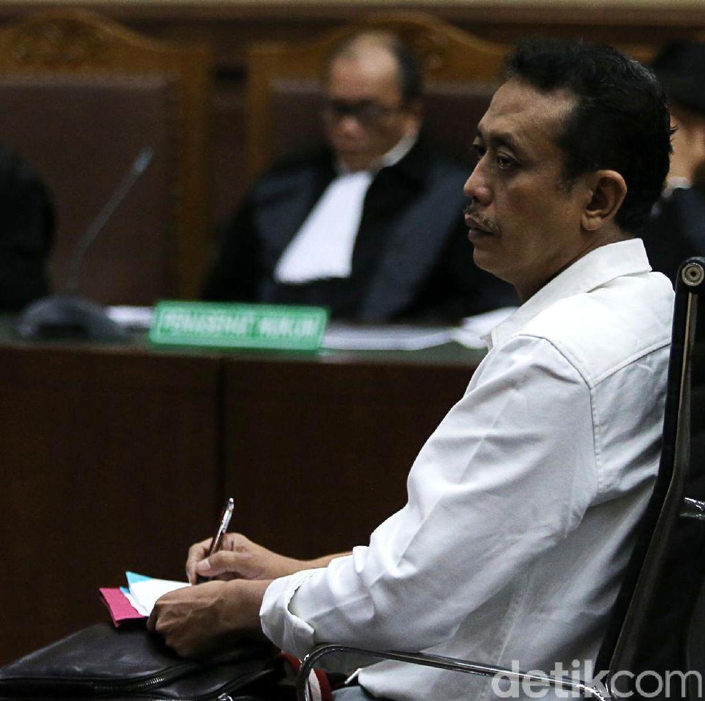 Peran Adik Ipar Jokowi Disebut di Sidang Eks Kasubdit Ditjen Pajak