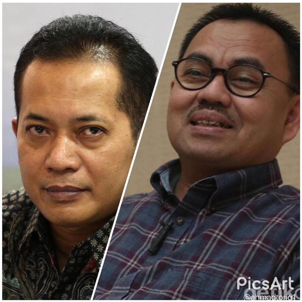 Sudirman Said vs Ferry Juliantono Berebut Tiket ke Pilgub Jateng