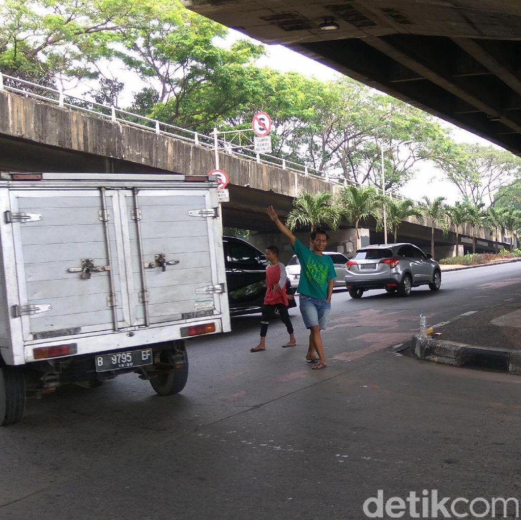 Polisi Mau Rekrut Pak Ogah, Dishub Tangerang: Kita Masih Dilematis