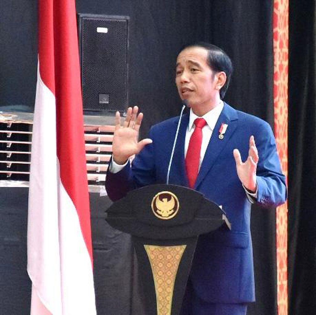 Jokowi: Negara Lain Sudah Bicara Hyperloop