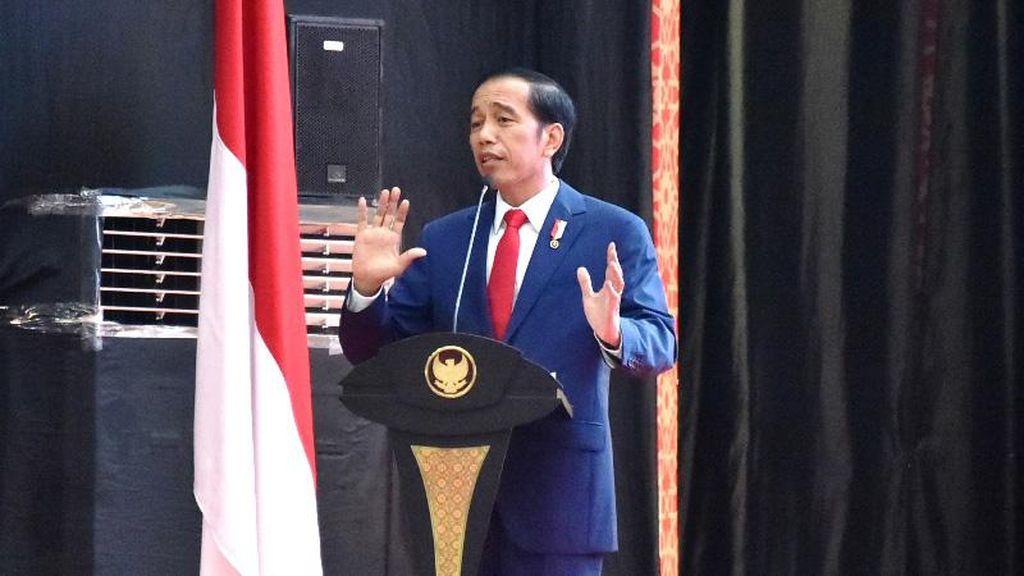 Jokowi: Penurunan Harga Sembako Memang Belum Terasa di Masyarakat