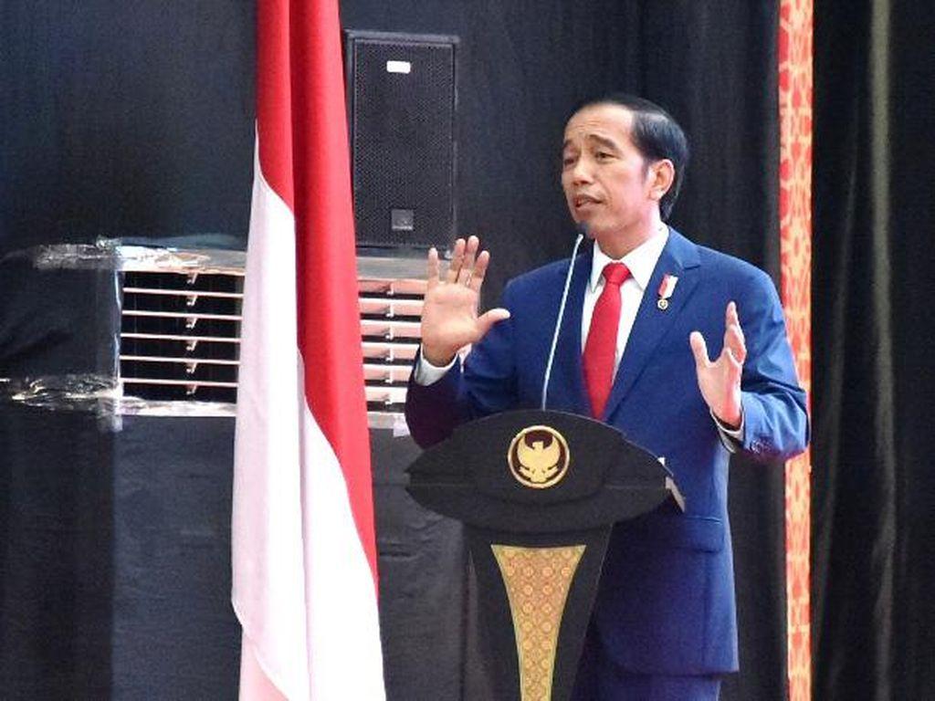 PAN Tak Diundang ke Pertemuan Koalisi, Ini Penjelasan Jokowi