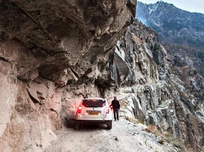 Foto: Inikah Salah Satu Jalanan Mengerikan di Dunia?
