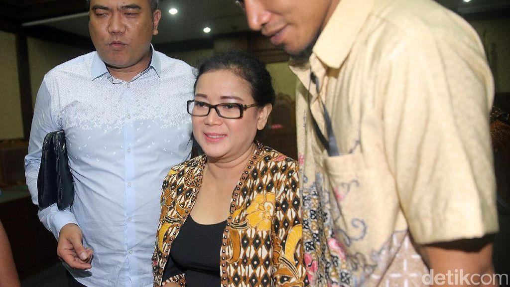 Disoal Miryam, Jaksa KPK: Datangi Terdakwa Proses Biasa Saja