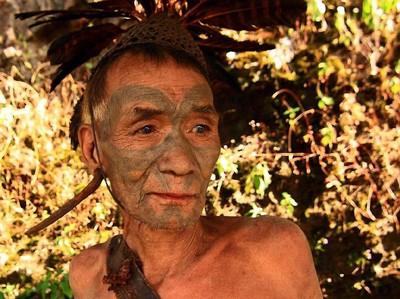 Foto: Sisa-sisa Pemburu Kepala di Perbatasan India-Myanmar