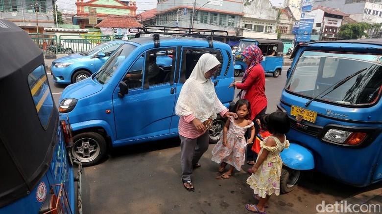 Dibanding Kancil dan Bemo Lama, Bajaj Qute Lebih Asoy