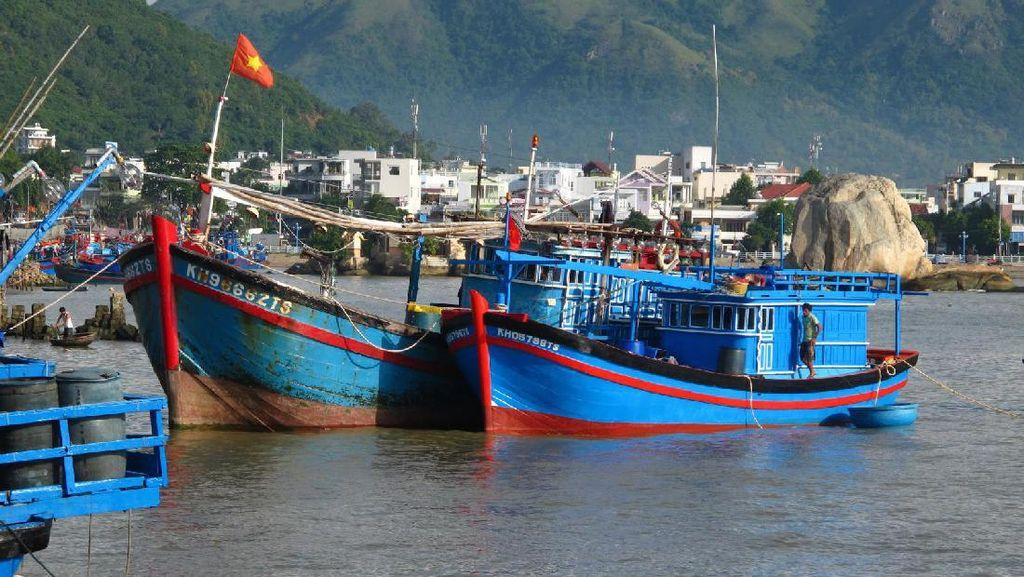 TNI AL Bantah Tembak 4 Nelayan Vietnam di Laut China Selatan