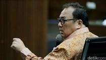 Suap Patrialis Akbar, Basuki Hariman Dituntut 11 Tahun Penjara