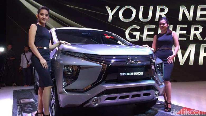 Datang ke Kemenperin, Bos Mitsubishi Rahasiakan Nama dan Harga MPV