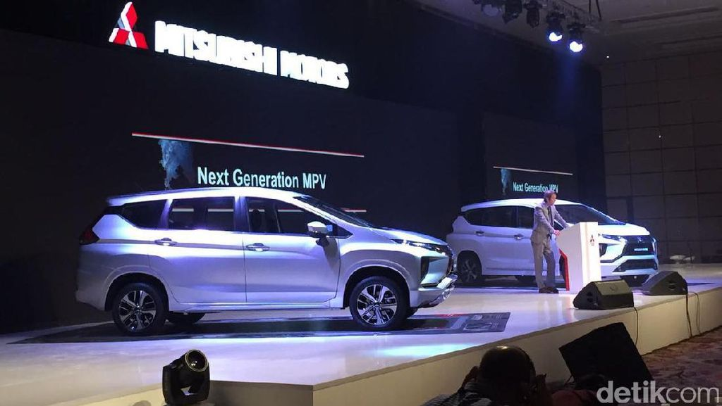 Mitsubishi Jual MPV Pesaing Avanza cs Mulai Rp 189 Juta