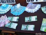 Komplotan Pembuat dan Pengedar Uang Palsu Dibekuk