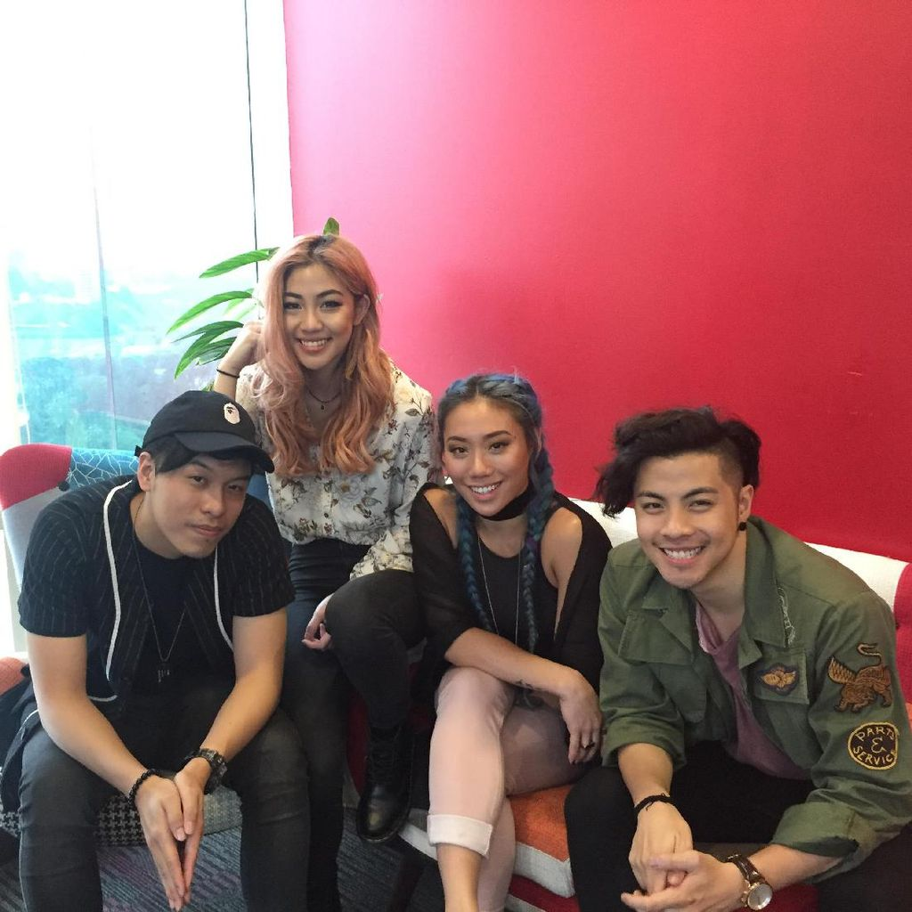 The Sam Willows Garap Kolaborasi dengan Trio GAC