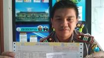 Material SIM Habis, Pemohon di Trenggalek Diberi Surat Keterangan
