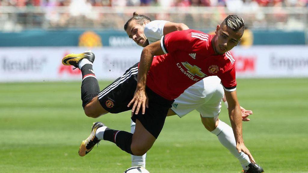 Lingard Bawa MU Ungguli Madrid 1-0