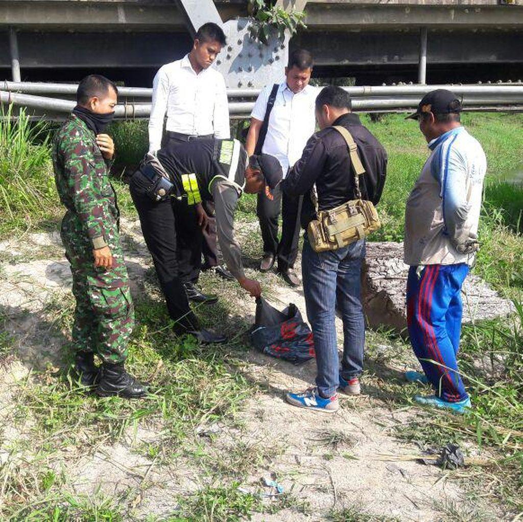 Mayat Bayi dalam Kantong Plastik Gegerkan Warga Kampar, Riau