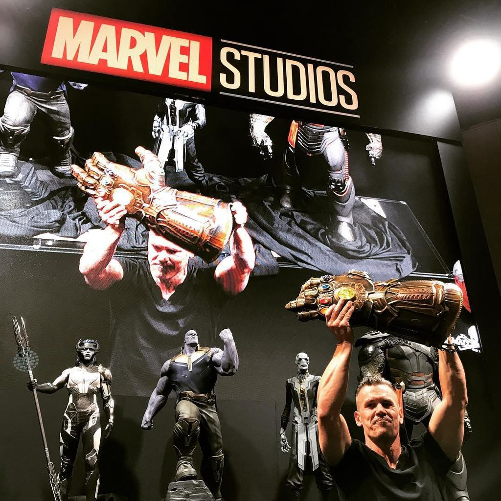 Avengers Tak Cuma Hadapi Thanos di Infinity War