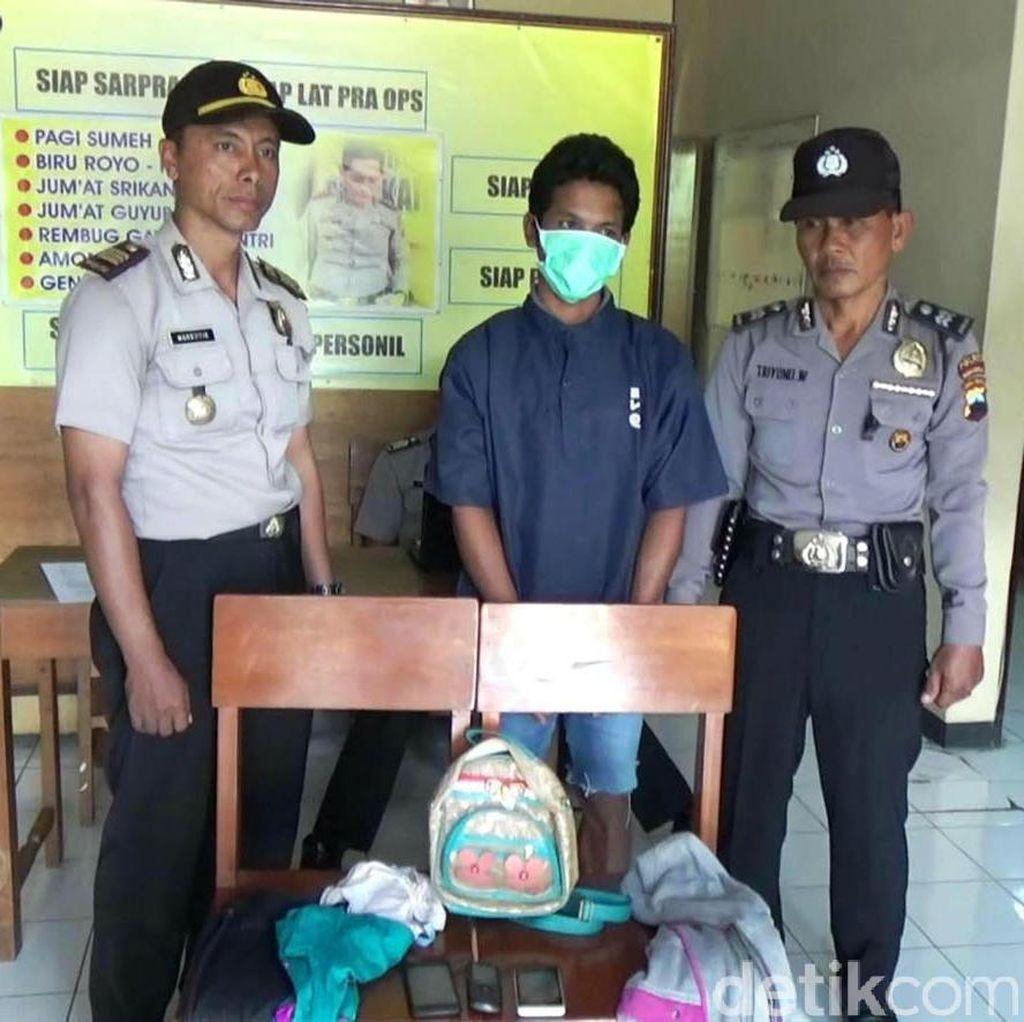 Bawa Lari Gadis Bawah Umur, Seorang Duda Diringkus Polisi