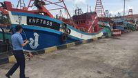 Kapal Pencuri Ikan Dilelang Rp 186 Juta, Padahal Harga Aslinya Rp 1 M