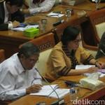 Malam-malam Sri Mulyani ke DPR Bahas Pajak Intip Rekening