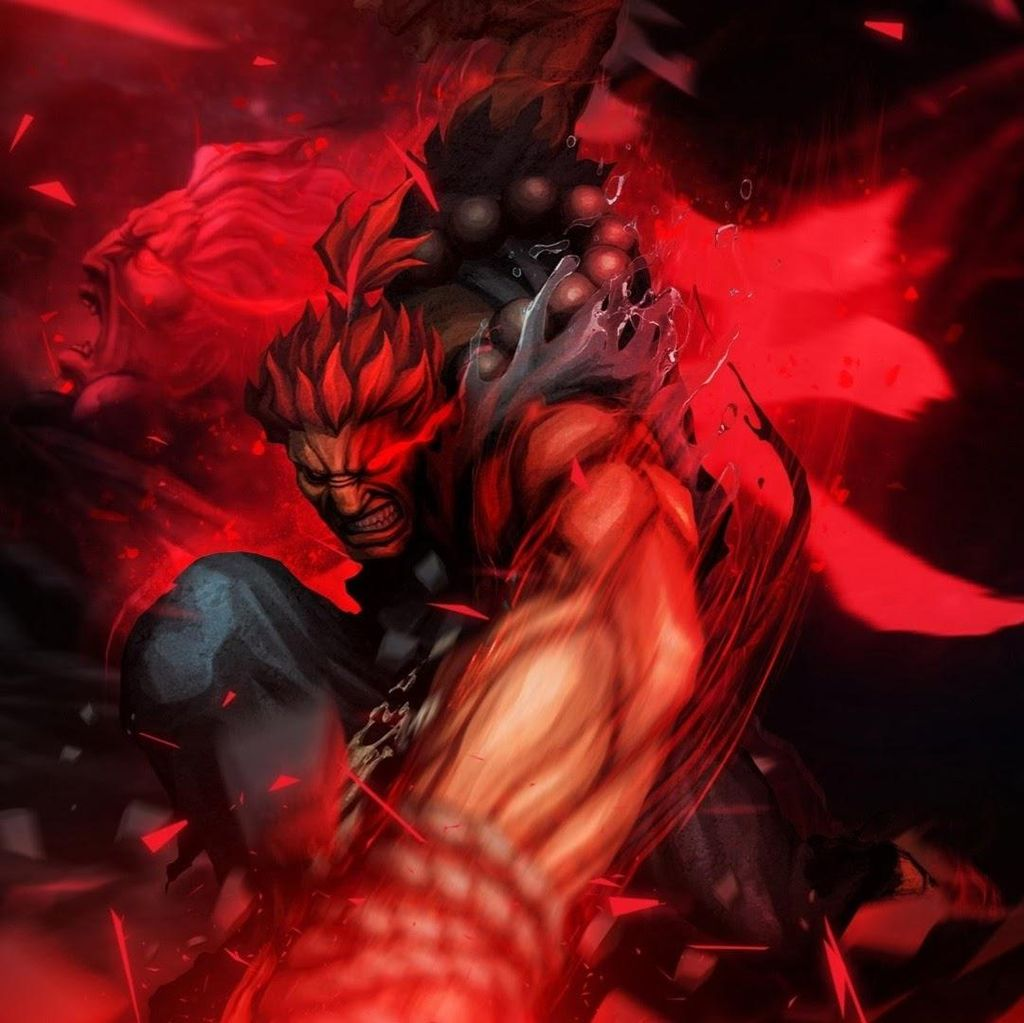 Tips Cara Mainkan Shin Akuma di Ultra Street Fighter II
