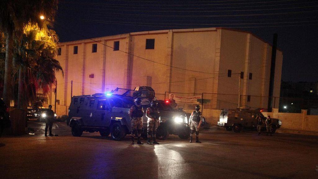 Korban Tewas Penembakan di Kedubes Israel di Yordania Jadi 2 Orang