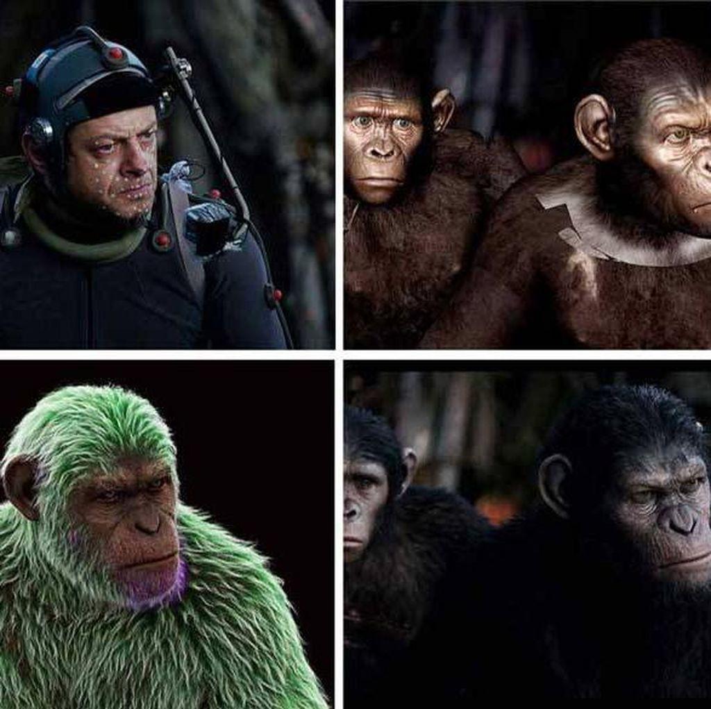 Penipuan di Balik Film Dawn of the Planet of the Apes