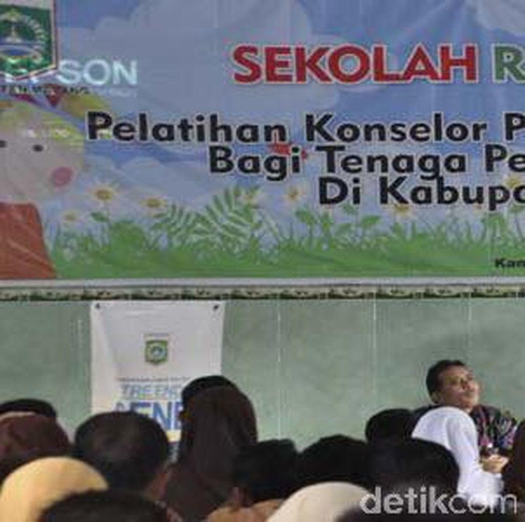Kasus Kekerasan Seksual Anak Ranking Pertama di Kabupaten Malang