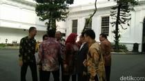 Ini Ketua Kelas yang Atur Rapat Jokowi-Partai Koalisi Versi NasDem