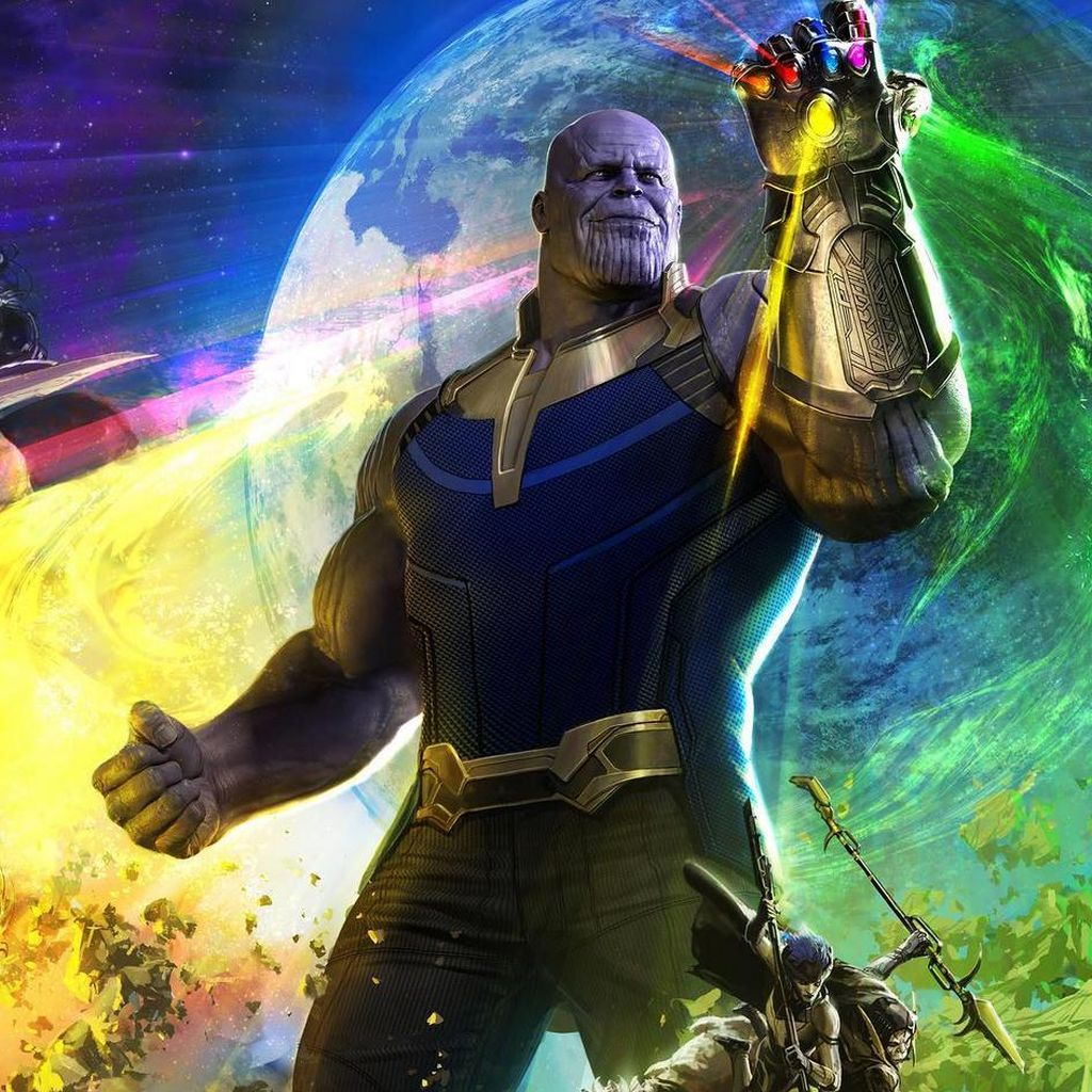 Tentang Misteri Batu Bertuah dan Realitas di Dunia Avengers: Infinity War