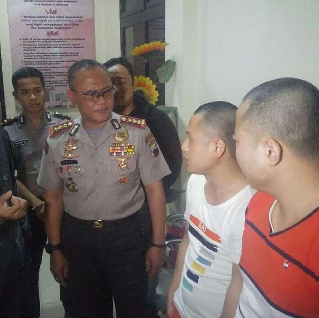 WNA yang Diamankan di Semarang Diduga Korban Human Trafficking
