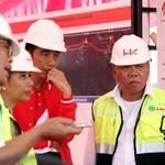 Jokowi Targetkan Jalan Tol Pekanbaru-Dumai Selesai 2019