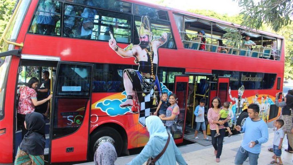Cukup Rp 20 Ribu, Bisa Keliling Kampung Pak Jokowi