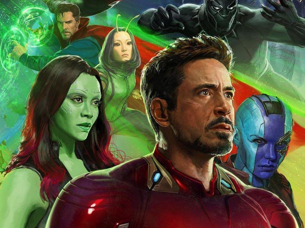 Kehadiran Pepper Potts di Avengers: Infinity War