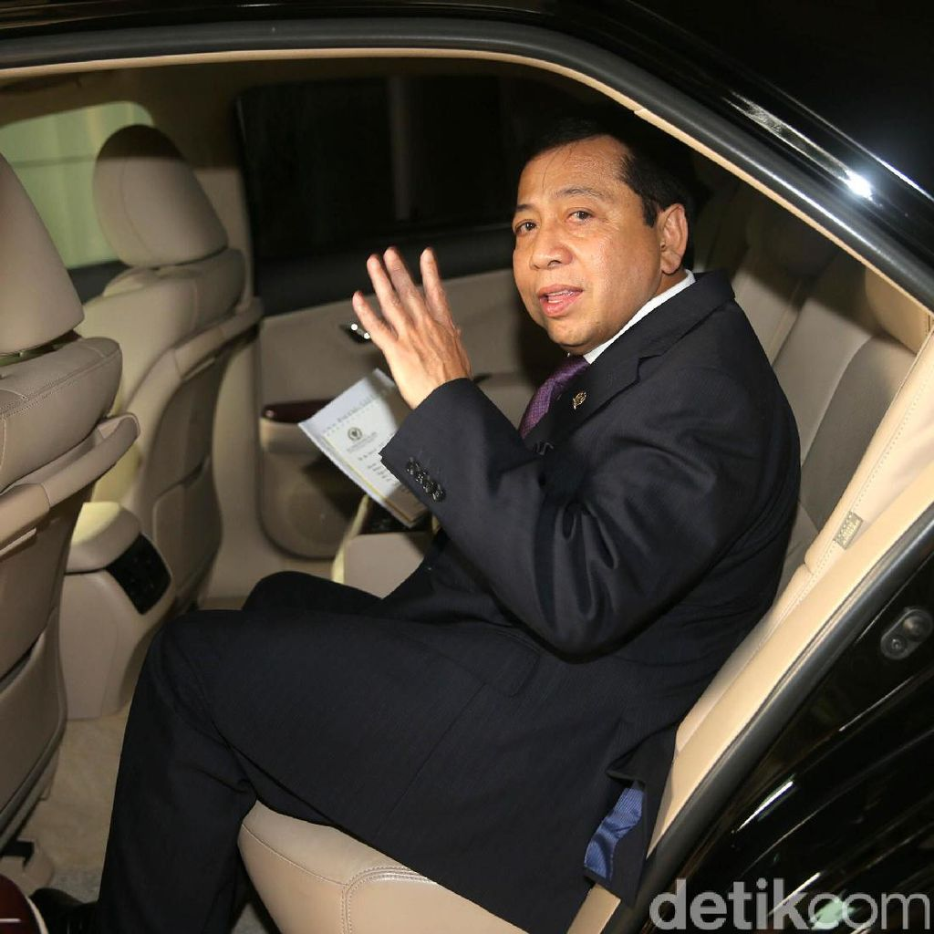 KPK Siap Kuliti Peran Setya Novanto dalam Kasus e-KTP!