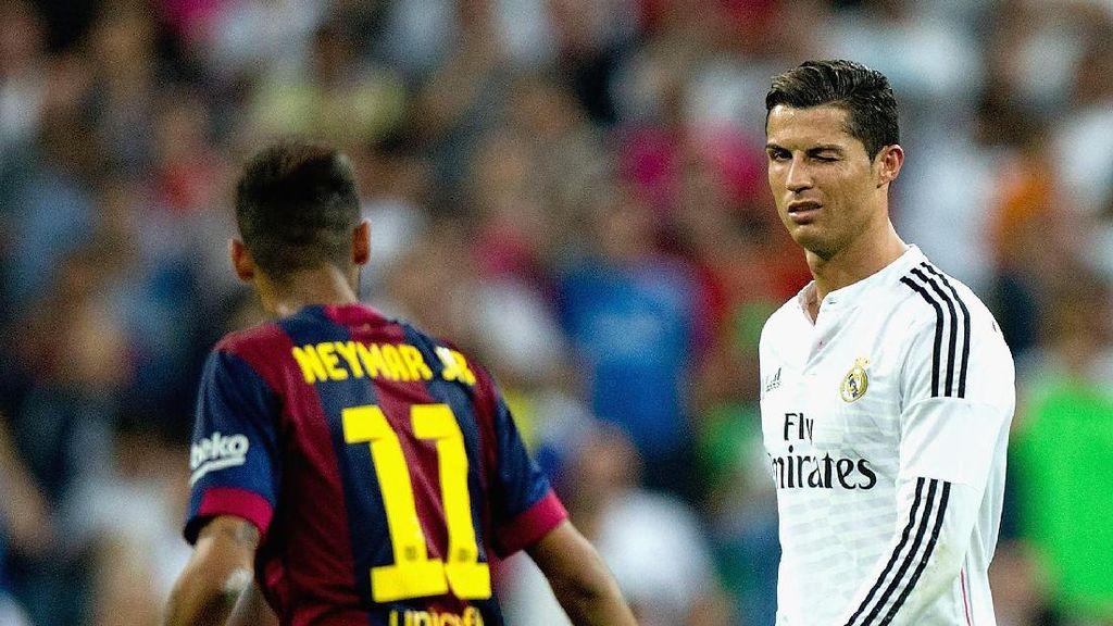 Ronaldo pada Neymar: Jangan Gabung PSG, Mending ke MU