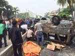 Angkot Terbakar di Pluit, Polisi: Sopir Tak Punya SIM