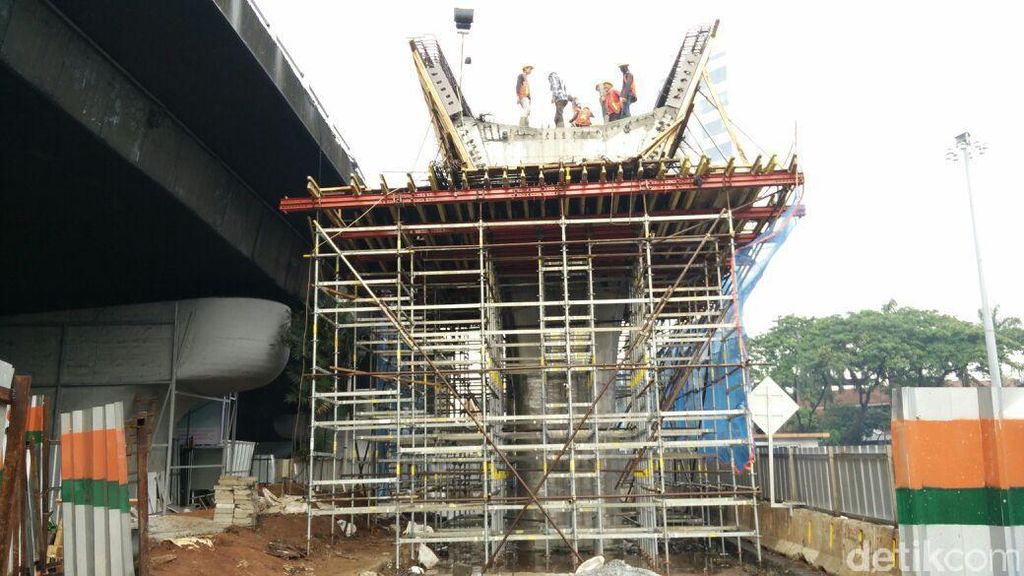 Jokowi Atasi Ketimpangan Lewat Pembangunan Infrastruktur
