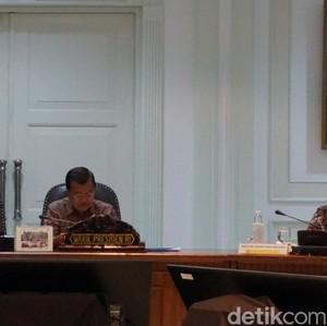 Jokowi Ingin Hak Konsesi RI di Kereta Cepat JKT-BDG Turun Jadi 10%