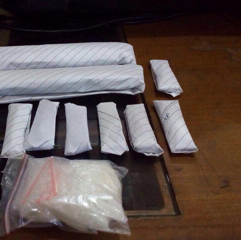 Polisi Tangkap 3 Pengedar Narkoba, Sita 11 Bungkus Ganja
