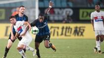 Inter Menang Tipis atas Lyon