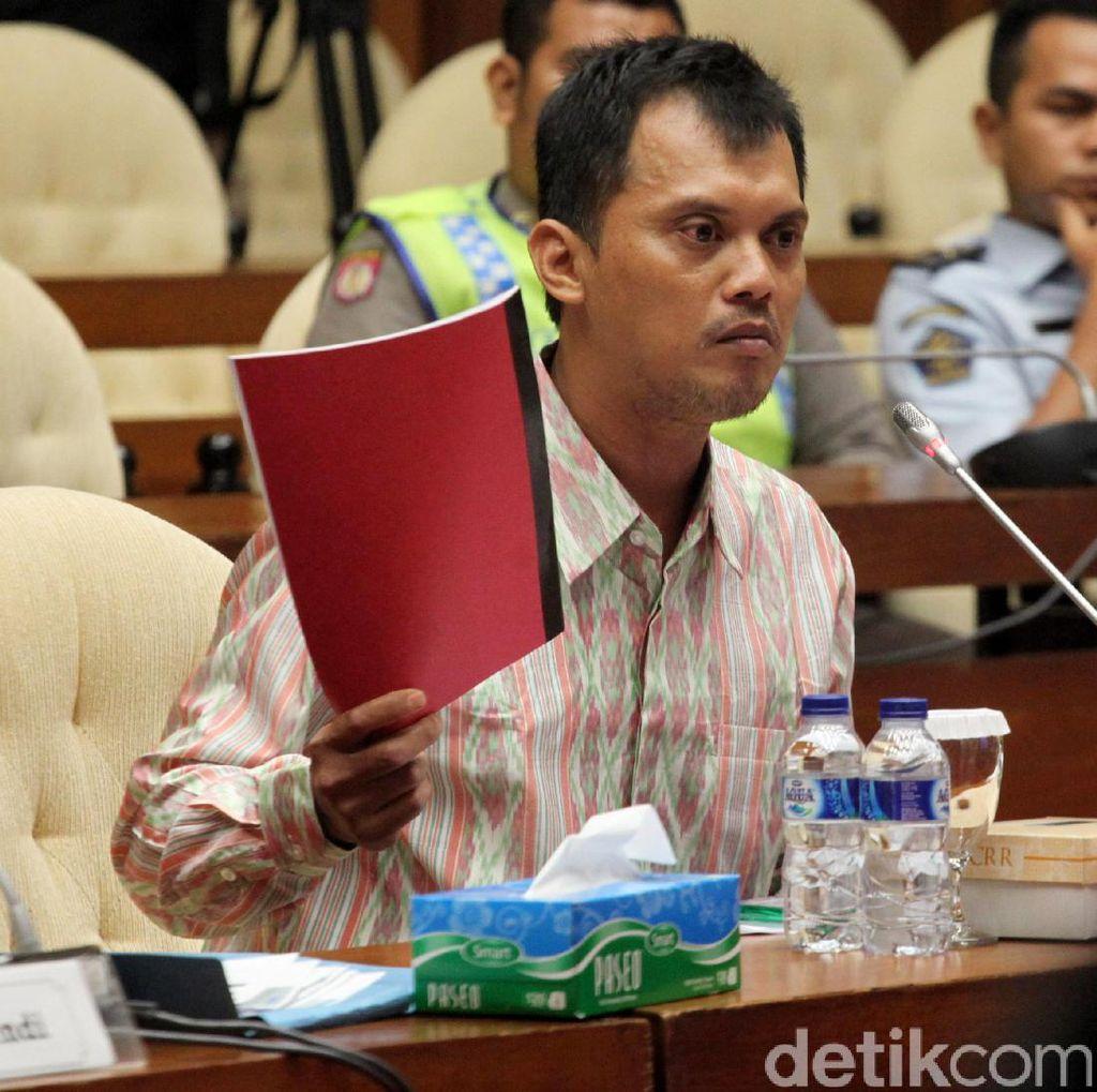 Niko Panji: Novel Baswedan Bilang Novanto Tersangka Sejak 2015