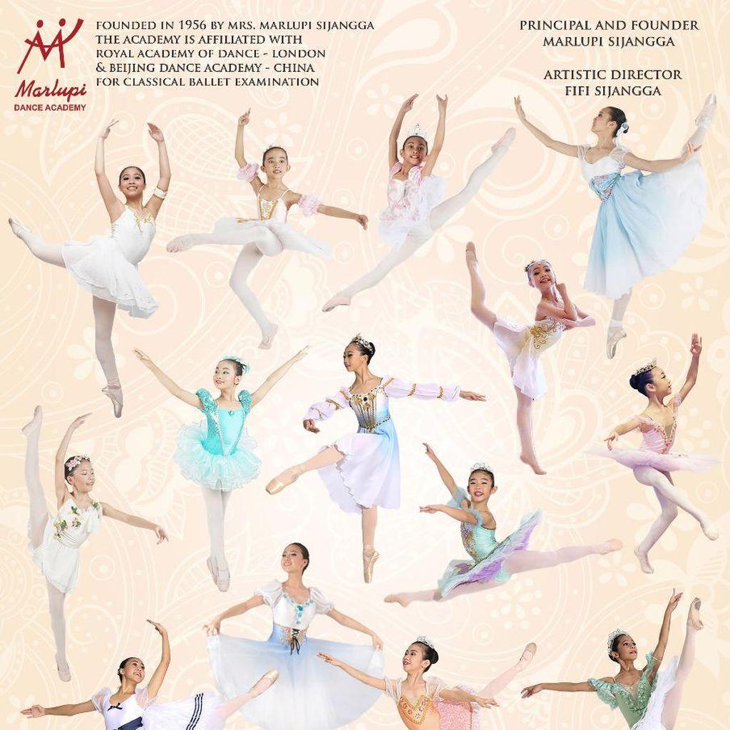28 Balerina Marlupi Dance Academy akan Bertanding ke Hong Kong