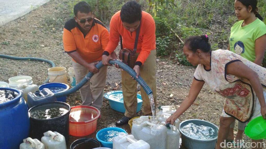 Kekeringan 75 Desa, Pemkab Trenggalek Siapkan Anggaran Rp 175 Juta